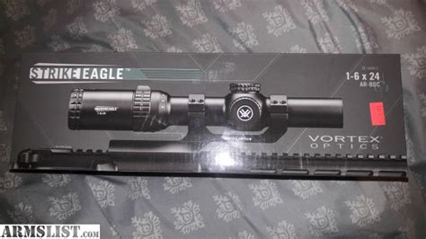 Eagle Vortex Original armslist for sale vortex strike eagle 1 6x24