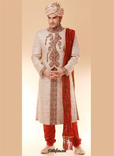 Indian Groom Dress   Wedding Sherwanis   XciteFun.net