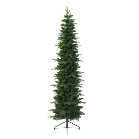 kaemingk vienna pencil pine artificial christmas tree