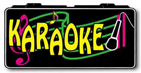 song karaoke 5 best to sing and free karaoke songs