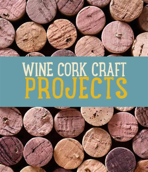 craft projects with corks wine cork craft ideas diy projects craft ideas how to s