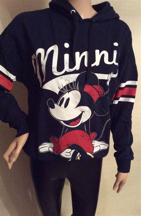 Hoodie Sweaterv Askjoshy Bungsu Clothing primark authentic disney minnie mouse hoodie hooded sweatshirt sweater jumper sweatshirts