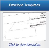 Envelope Educational Resources Information Wsel Western States Envelope Templates
