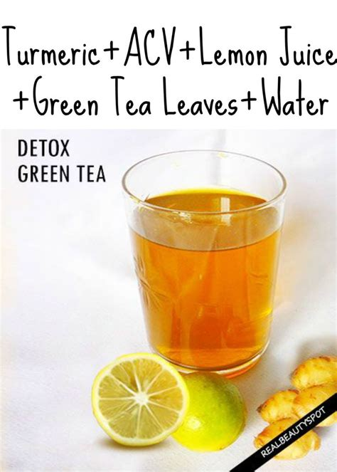 Is Green Tea A Detox Drink by 25 Best Ideas About Green Tea Detox On Green