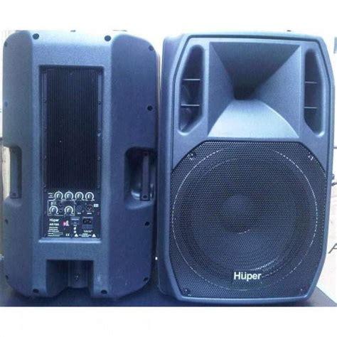 Speaker Aktif Huper 15 Inch Bekas Jual Huper Ak15a Harga Murah Primanada