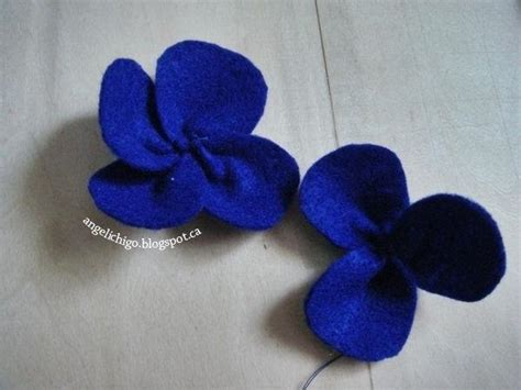 Kipas Flanel 2 cara membuat bunga mawar dari kain flanel