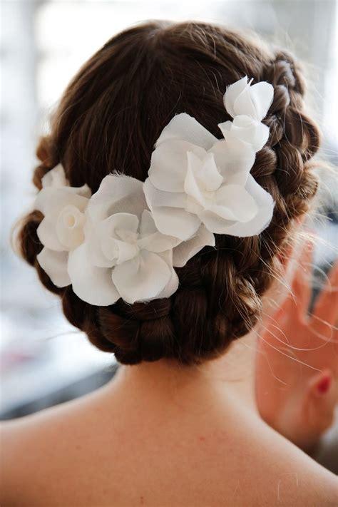 best 25 bridal hair flowers ideas on bridesmaid hair flowers boho wedding hair and