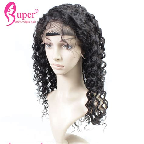 African American Human Wigs For Women | african american glueless full lace human hair wigs deep