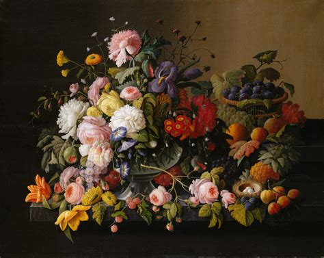 file severin roesen still flowers and fruit jpg