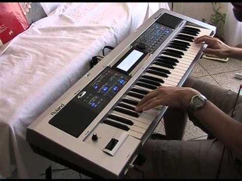 Keyboard Roland Prelude roland prelude styles demonstration v2
