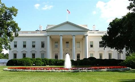 picture of the white house the white house