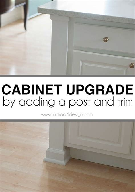 Trim Kitchen Cabinets best 20 kitchen cabinet molding ideas on pinterest