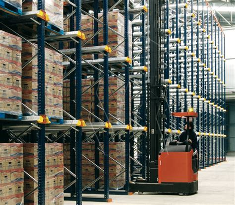 Drive In Pallet Racking by Drive In Racking Industrial Vincent Contracts