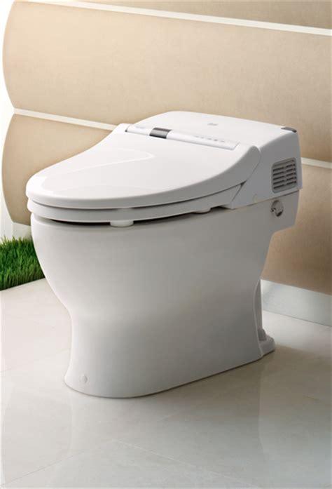 toilet with bidet and dryer bidet washlets westside bath westwood los angeles ca