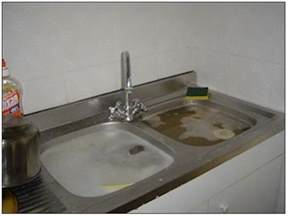 Clogged Sink Drain Kitchen 3 Undeniable Steps For Cleaner Drains Sanicon