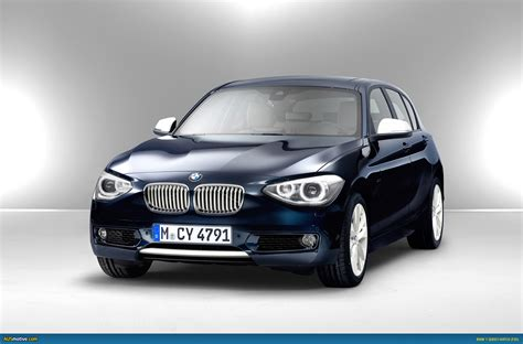 ausmotive 187 official the new bmw 1 series hatch