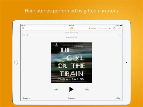 audible mobile store app audio books by audible an company on the app store