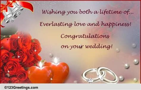 Wedding Cards, Free Wedding Wishes, Greeting Cards   123