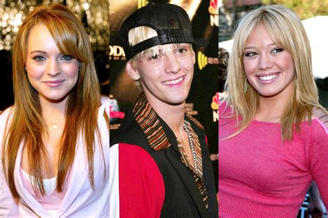 celebrity deathmatch hilary duff 5 disney channel love triangles you forgot about