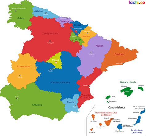 united states map with cities in spanish spain map blank political spain map with cities span 4