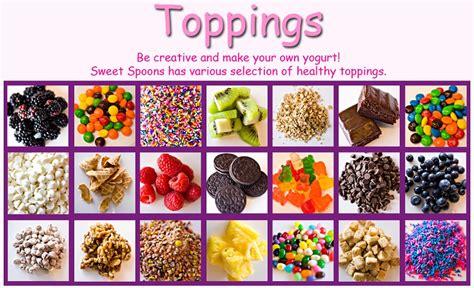 frozen yogurt toppings bar equipment tutti frutti mykonos yellow