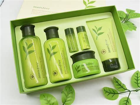 bá dæ á ng tr 224 xanh innisfree green tea balancing special