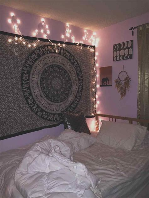 wall ideas for bedroom tumblr tumblr bedroom walls with lights datenlabor info