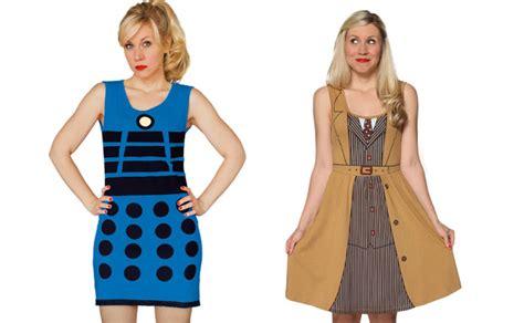 Triluminos Dress vestidos doctor who chic
