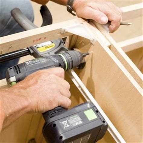 How To Cabinets Together fasten the cabinets together how to build a sideboard
