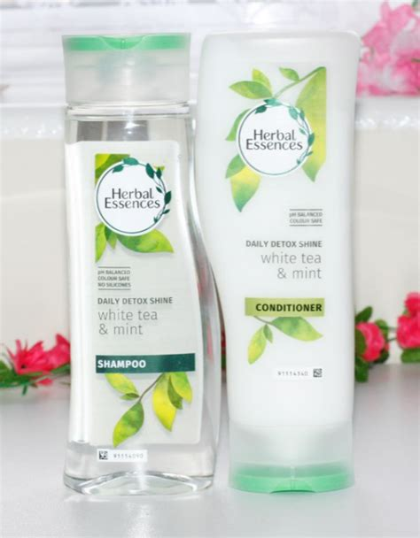 Fresh Hair Detox Shoo Reviews by Herbal Essence Daily Detox Shine Shoo And Conditioner