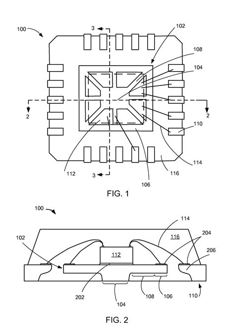integrated circuit packaging ค อ patent us20090230529 integrated circuit packaging system with etched ring and die paddle and