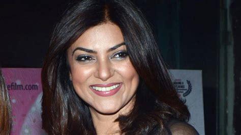 sushmita sen film sushmita sen brilliantly silences trolls who want her to