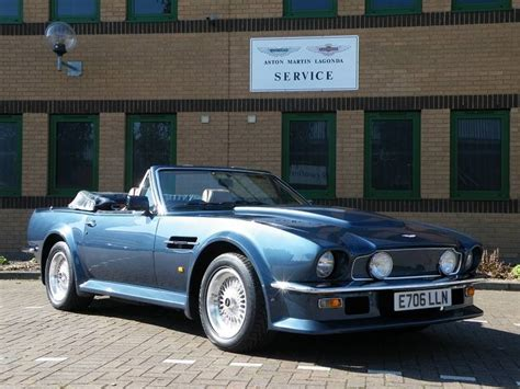 aston martin vantage volante for sale aston martin v8 vantage volante 1988 for sale classic