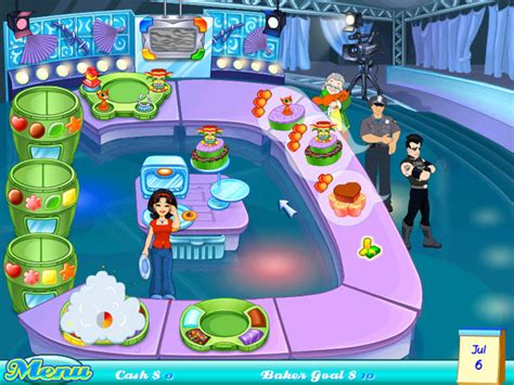 As Play Mania Kw 3 cake mania 3 pc windows fast food cooking