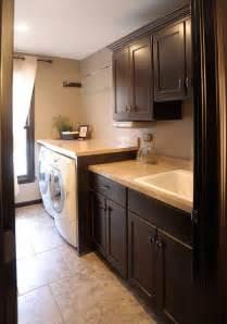 Laundry Armoire Custom Amish Cabinets