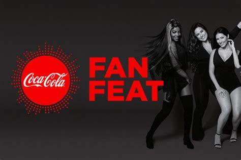 coca cola fan coca cola fan feat shows com artistas favoritos ofertas