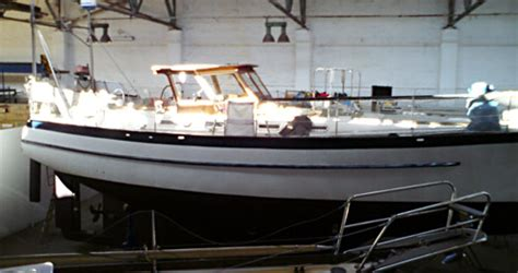 Stahl Unterwasserschiff Lackieren by Sportbootzentrum Ziegelsee