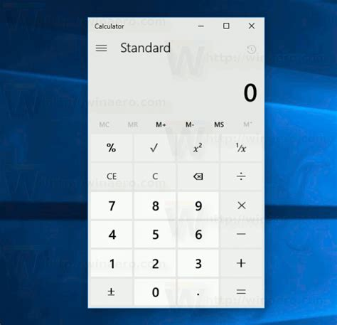 calculator for windows download classic calculator for windows 10 creators update