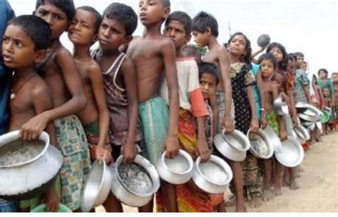 imagenes de niños que pasan hambre se producen alimentos para 12 mil millones de personas