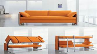 minimize your interior with that turn into bed for