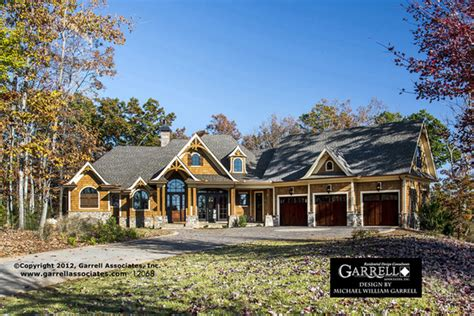 Cottage house plan 12068 front elevation rustic house plans rustic