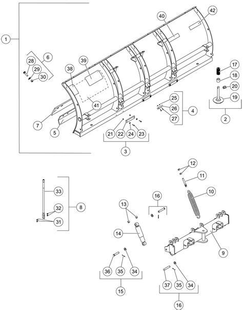 western snow plow parts diagram western snow plow parts diagram pro western free engine