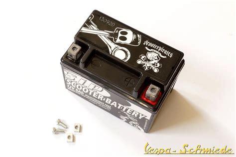 Motorrad Batterie Neu Bef Llen by Motorrad Roller Scooter Batterie 12v 5ah Neu