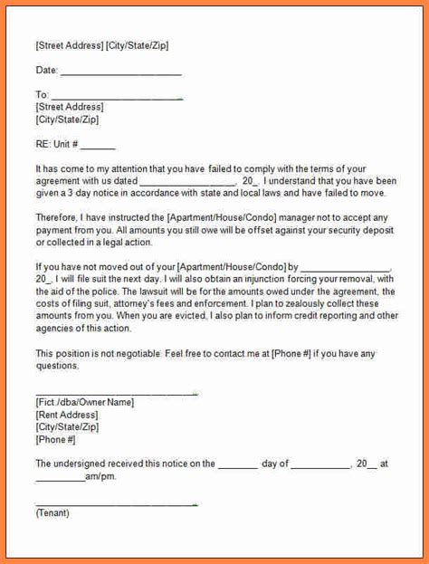 Tenancy Application Form Template
