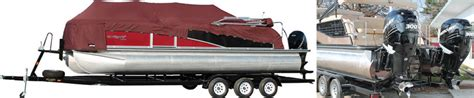 boat trailer triple axle used triple axle trailers for pontoon boats