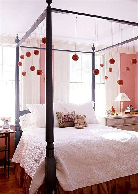 how to decorate canopy bed creative ways to decorate your four poster bed the