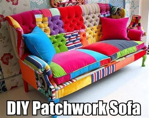 25 best ideas about patchwork sofa on funky