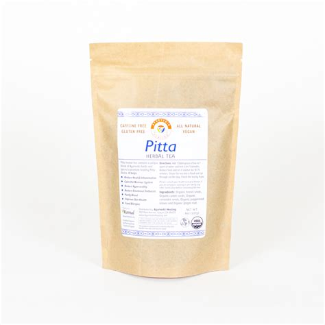 Pitta Detox by Pitta Herbal Tea