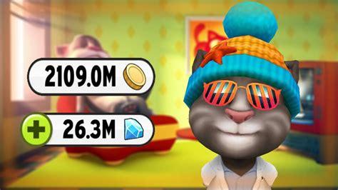 hack mod game my talking tom my talking tom hack unlimited money v4 1 1 10 mod apk
