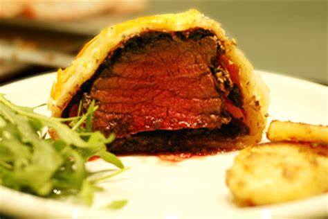 Tv Dinners Hells Kitchen Beef Wellington by Raedean Poll Cattle Stud